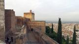 High Above Granada, the Keep