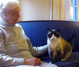 Martha and Lilicat