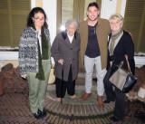 Donna, Dora,  JonCarlo and Nancy