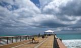 juno beach pier w clouds©.jpg