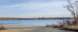 Lake Ronkonkoma in December