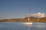 sailboat Virgin Gorda
