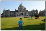 British Columbia's Parliament building