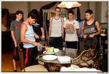 Birthday Hangout