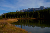 Lower Kananaskis Lake