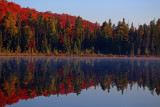 Autumn on Mizzy Lake
