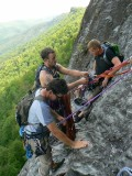 Climbing trip to Table Rock [gallery]