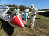 Flying the Sail plane [gallery]