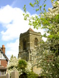 The  Church  Tower.