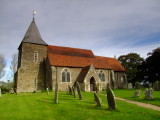 Grade 1 Listed Building  Parish  Church  of  St.Peter and St. Paul,