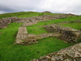 Extant  remains  at  Milecastle  35.