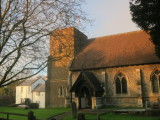 c 14th century St. Mary the Virgin Parish Church