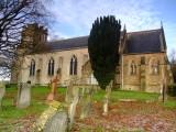 St .George  Weald , sidelong  elevation