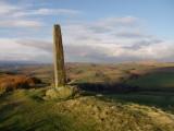 Vindolanda  from  The  Long Stone.