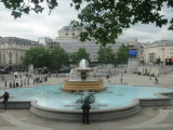 Fountains  in  Trafalgar  Square