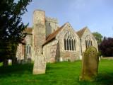 All  Saints  church , C13th century