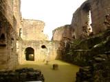 Spofforth  Castle  ruins.
