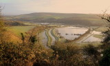 Flooding  in  the  Cuckmere  Valley