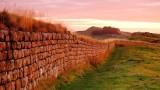 Sunrise  over  Hadrian's  Wall ,