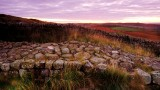 Hadrian's  Wall  extant  remains