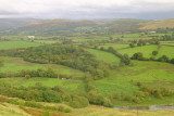 Cefn-llys 2 ; the  panorama  looking  north  east.