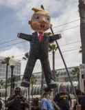 Donald Trump Rally 2016- San Diego Convention Center