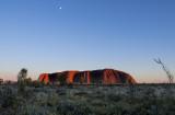 Ayer's Rock- the Red Middle (Uluru) and Kata Tjuta