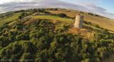 Hadleigh Castle Aerial 4