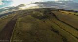 Hadleigh Castle Aerial