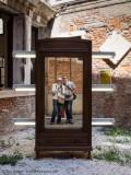 Walk Reflection - Bill Culbert - Venice Biennale