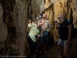 Derek, Nadya and Lisa in the Bat Cave - Farondi