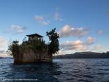 Lone house - Aljui Bay