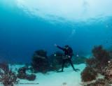 Jarret pointing - Dampier Strait (EM1)