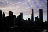 Freedom Tower from the Brooklyn Bridge