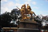 Statue of General William Tecumseh Sherman