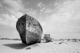 desert ships in Karakalpakstan