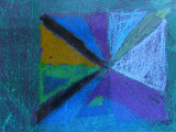 'Composition-12' in Pastel