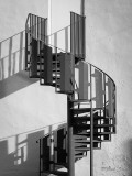 The Spiral Staircase.