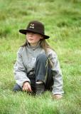 Little Rebel Girl