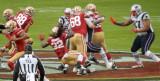 Patriots vs 49ers 11/20/16