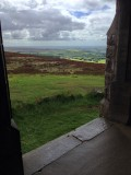 View from the tower...