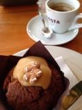 Gingerbread split