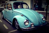 My first car was a Beetle...