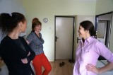 Lenka and Markéta have been our translators through most of this visit