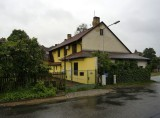 in Opařany, this tavern may be on land where ancestors once lived...
