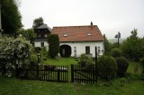 here's land in Líšná where a family house probably once stood