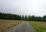 ...revealed that the original hamlet of Lísek is off the main road, thru some trees...