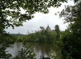 our last morning begins with a walk to the Zelená Hora in Žďár nad Sázavou...