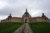...site of the pilgrimage church of St. Jan of Nepomuk...