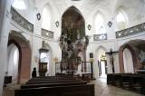 it honors the saint who kept confession secrets despite royal pressure...